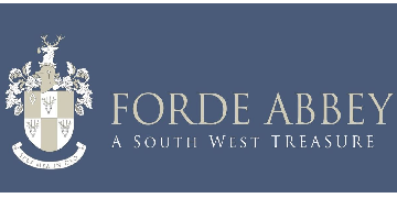 Forde Abbey and gardens logo