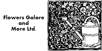 Flowers Galore and More Ltd. logo