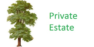 Private Estate - Ottershaw logo