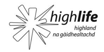 Highlife Highland logo