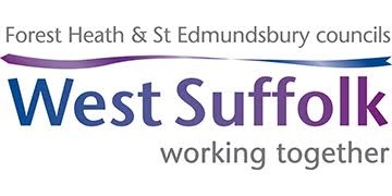 St Edmundsbury Borough Council and Forest Heath District Council logo