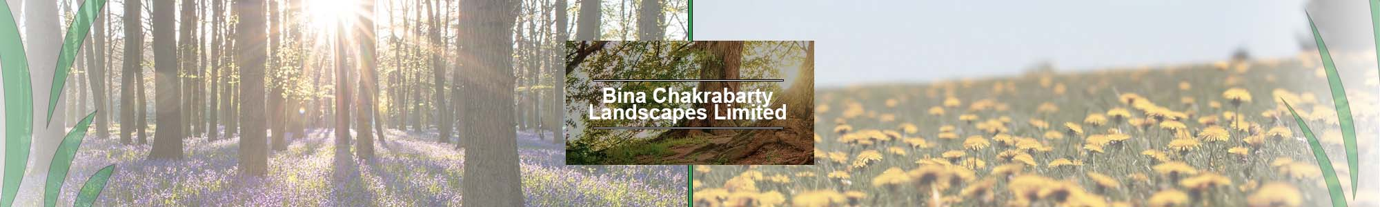 Bina Chakrabarty Landscapes Ltd.