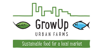 GrowUp Urban Farms ltd logo