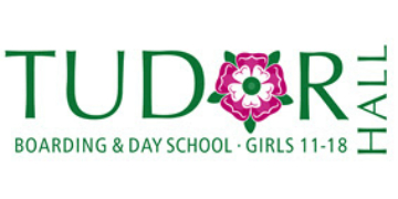 Tudor Hall School logo
