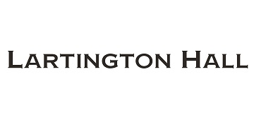 Lartington Hall logo