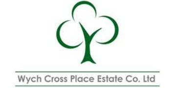 Wych Cross Place Estate logo