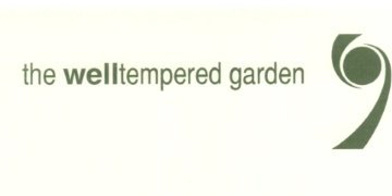 the well tempered garden logo