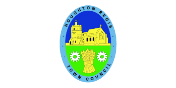Houghton Regis Town Council logo