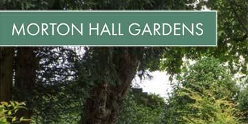 Morton Hall Gardens logo