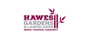 Hawes Gardens and Landscapes logo