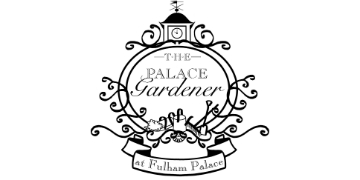 The Palace Gardener at Fulham Palace logo