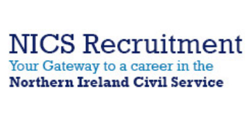 NICS Recruitment logo