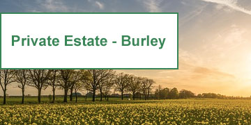 Private Estate - Burley logo