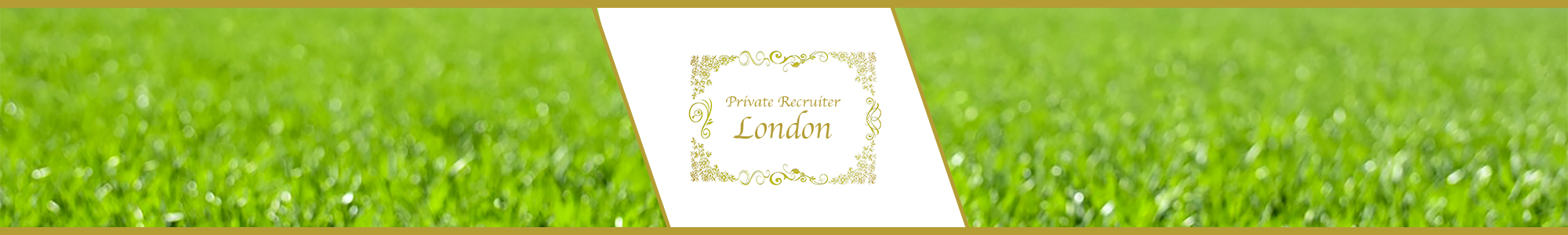 Private Recruiter - London