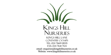 Kings Hill Nurseries logo