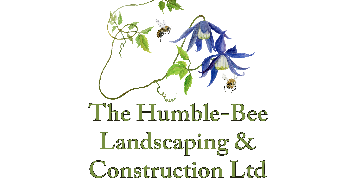 The Humble-Bee Landscaping & Construction Ltd logo