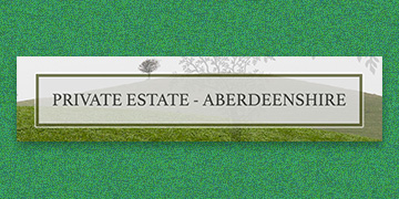 Private Estate - Aberdeenshire logo